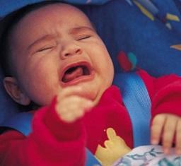 Sommeil de bébé agité… Comment faire pour que cela se calme?